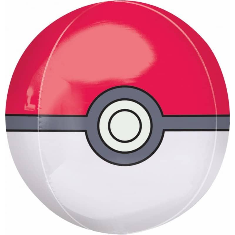 "Palloncini mylar Personaggi Poké Ball - Orbz (16"")"