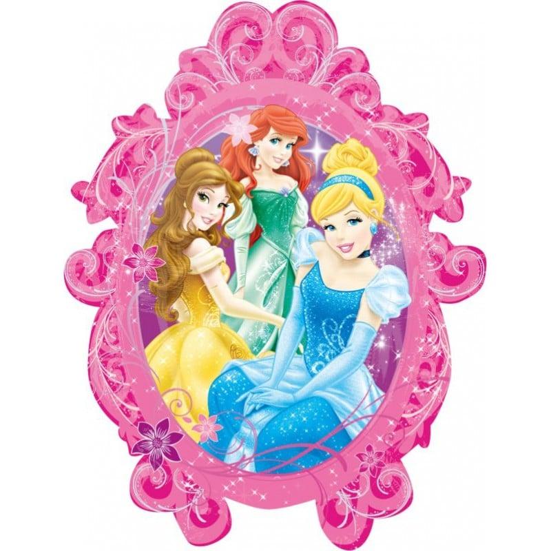 "Palloncini mylar Personaggi Principesse Disney Supershape (31"")"