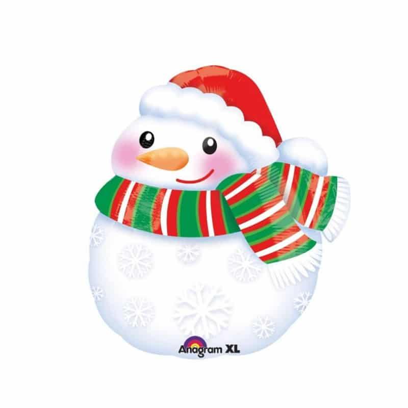 "Palloncini natalizi - pupazzo juniorshape xl® (18"")"