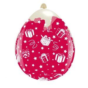 Palloncini natalizi - regali