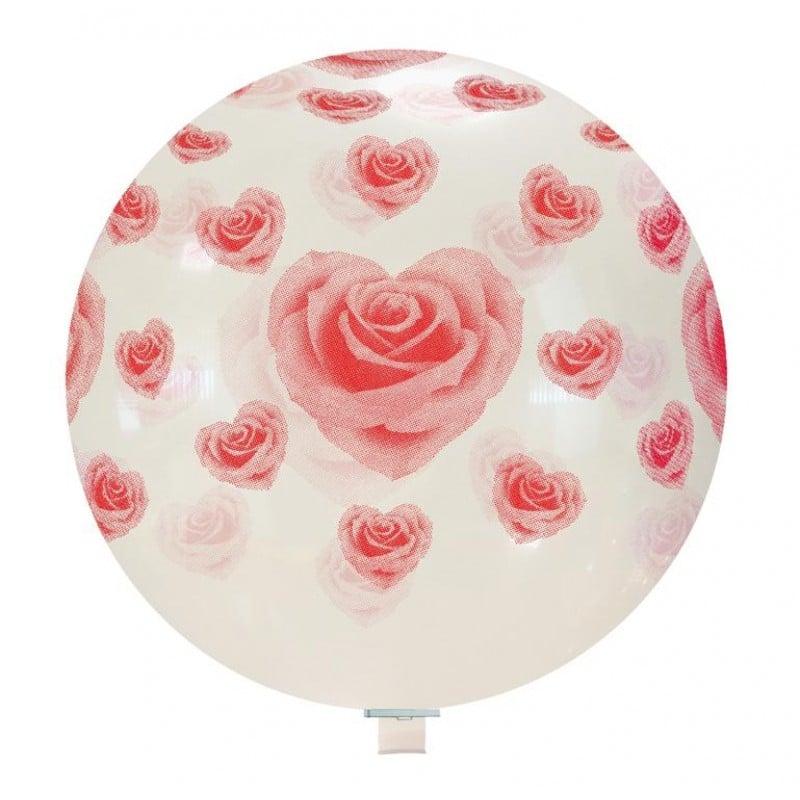Palloncini amore - rose cuori
