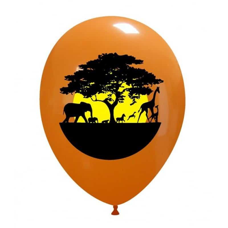 Palloncini animali - savana