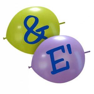 Palloncini simboli - simboli (e -&)