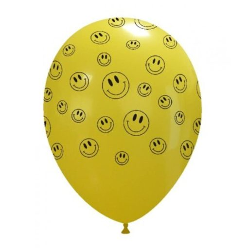 Palloncini stampa globo - smile