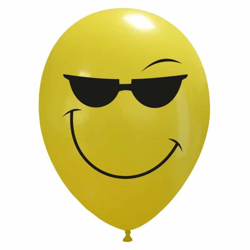 Palloncini facce - smile mix