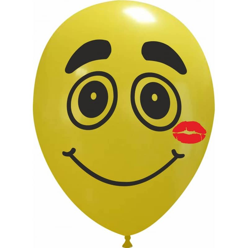 Palloncini smile - smile mix love