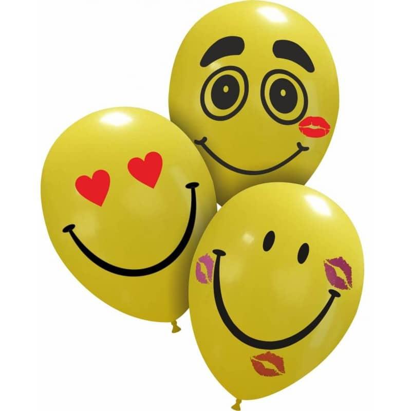 Palloncini amore - smile mix love