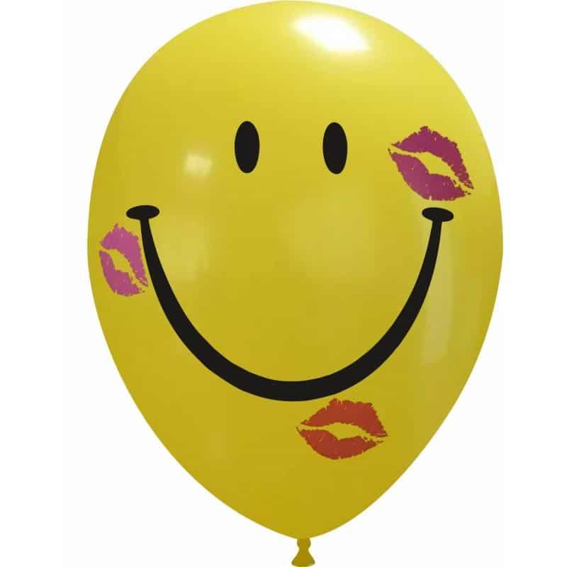 Palloncini facce - smile mix love