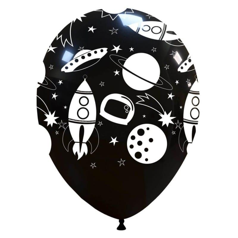Palloncini stampa globo - spazio