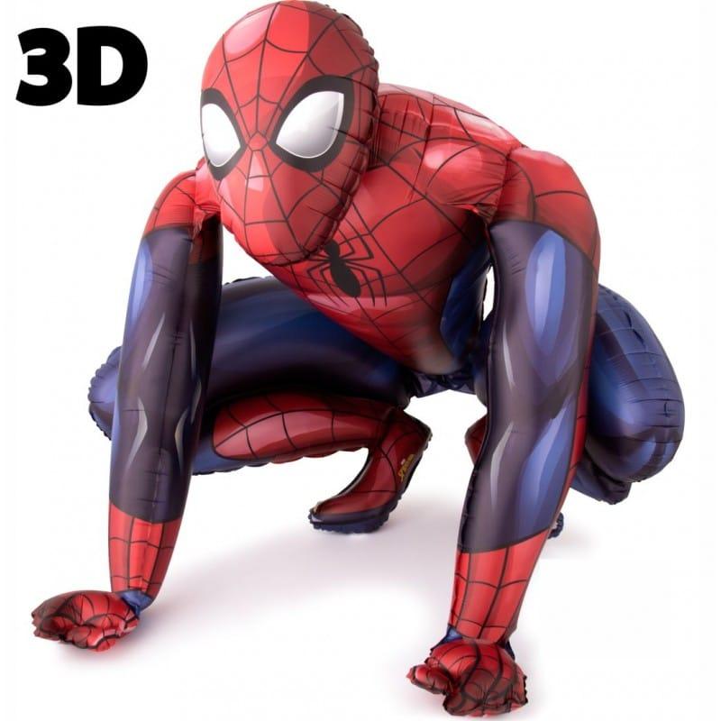 "Palloncini Air Walker Spiderman Gigante (36"")"