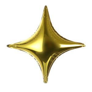 """Palloni Mylar Sagomati Starpoint - Starpoint SuperShape (36"""")"""