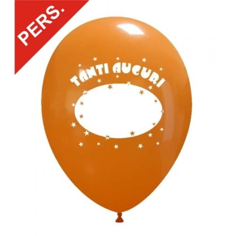Palloncini auguri - tanti auguri personalizzati