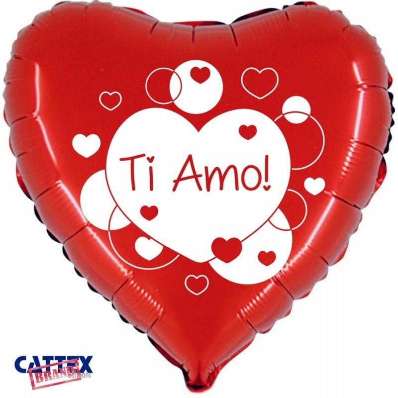 "Palloncini amore - ti amo! (18"")"
