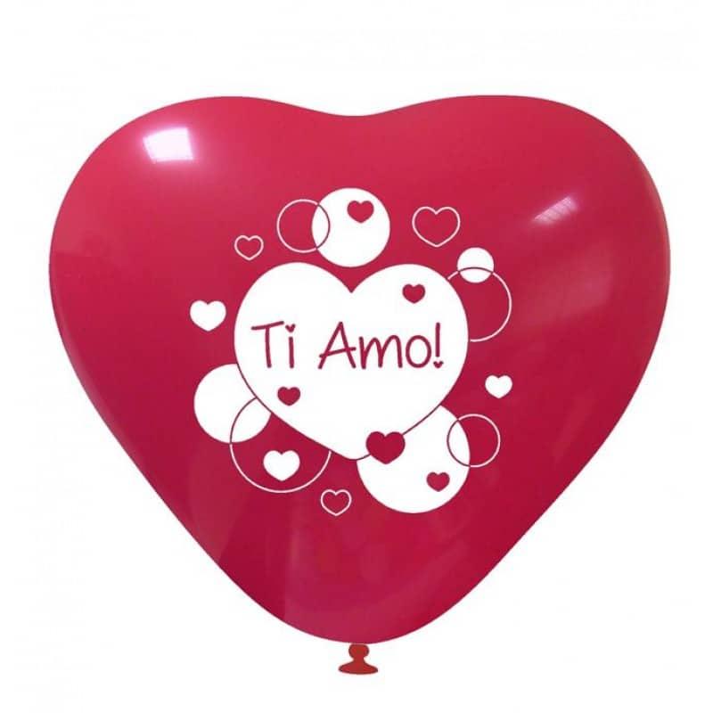 Palloncini amore - ti amo!