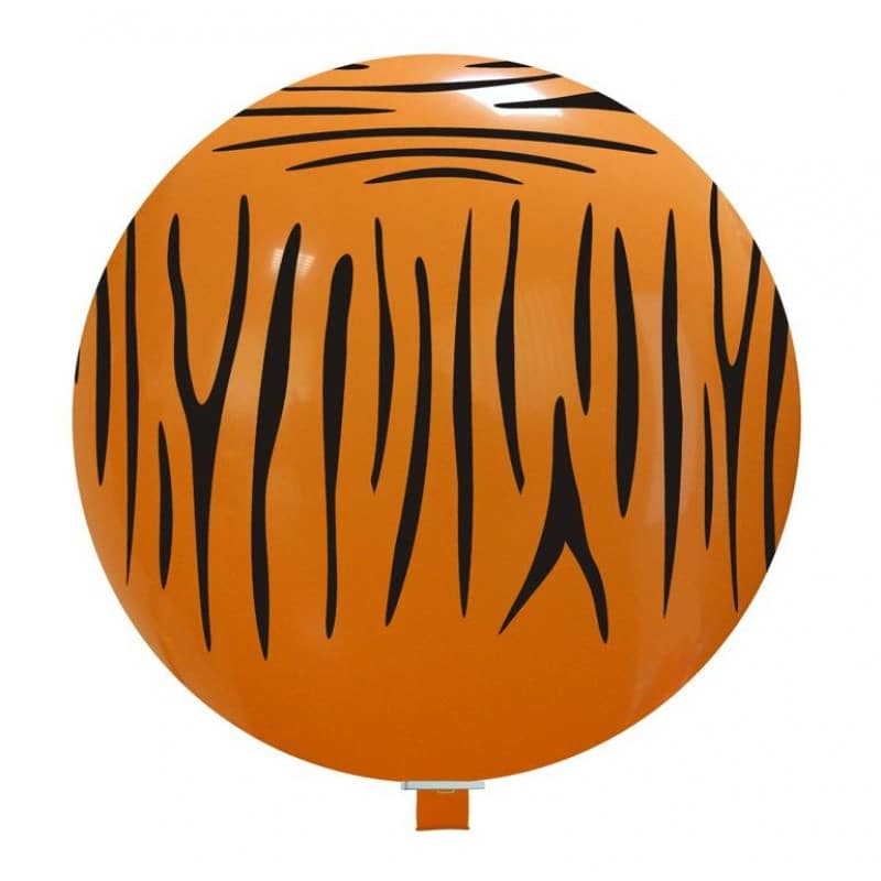 Palloncini animali - tigre