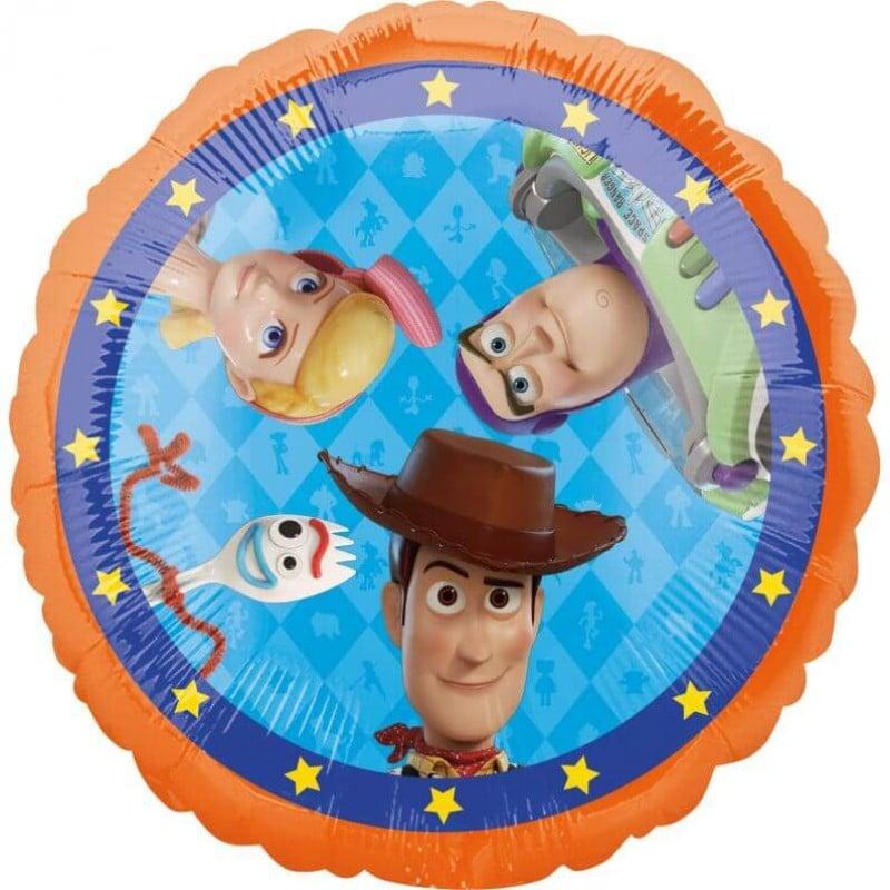 "Palloncini mylar Personaggi Toy Story 4 (18"")"