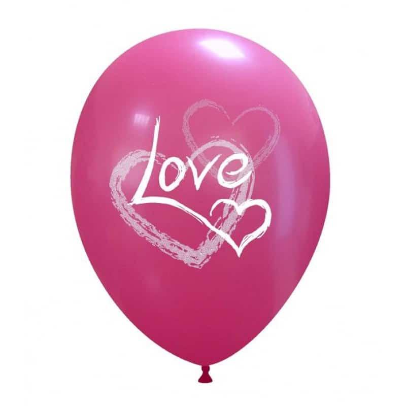 Palloncini amore - triplo love