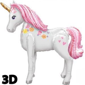 "Palloncini Air Walker Unicorno Magico AirWalker (46"")"
