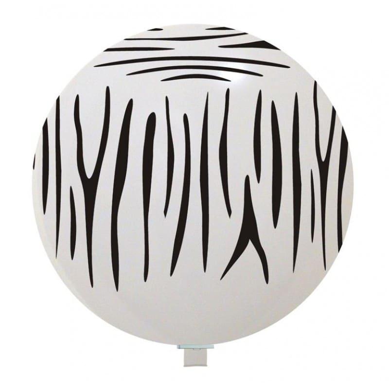Palloncini animali - zebra