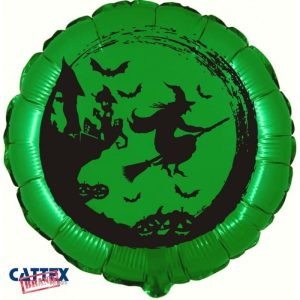 happy hallowen verde