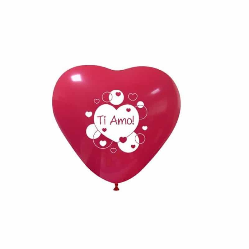 Palloncini amore - i amo cuore