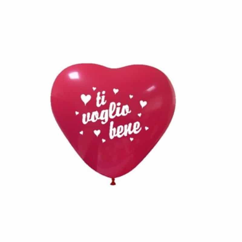 Palloncini amore - i voglio bene