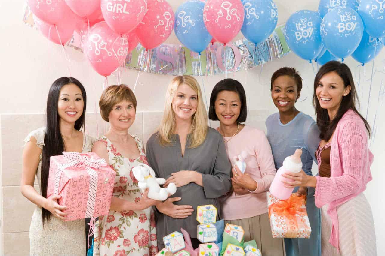 palloncini nascita bambini e bambine