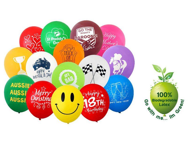 palloncini prestampati